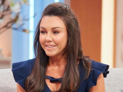 Michelle Heaton reveals she'll blame herself if daughter has the cancer gene