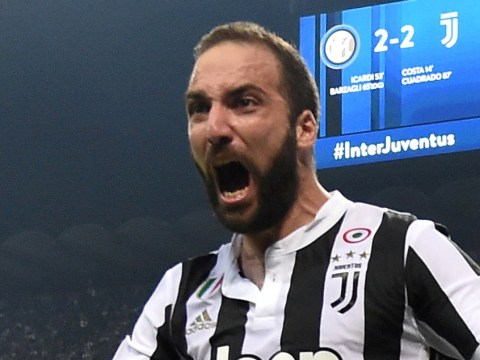 Chelsea agree £53m deal with Juventus to sign Gonzalo Higuain