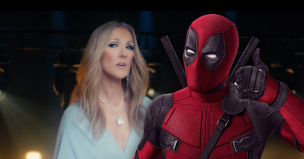 Ryan Reynolds recruits Celine Dion for Deadpool 2 soundtrack – and the music video for Ashes is everything