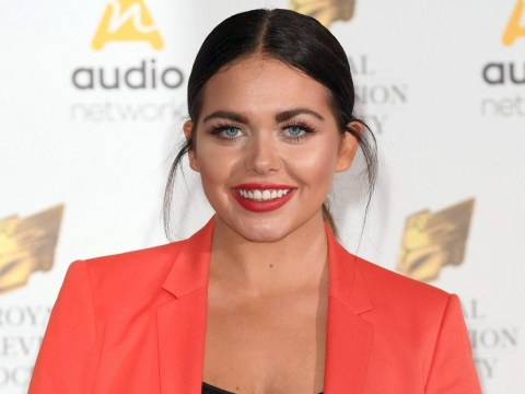 Scarlett Moffatt is happier being a size 12 than a size 8: 'I've got the balance right'