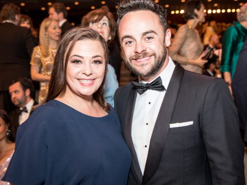 Ant McPartlin's estranged wife Lisa Armstrong congratulates Britain's Got Talent following Bafta win