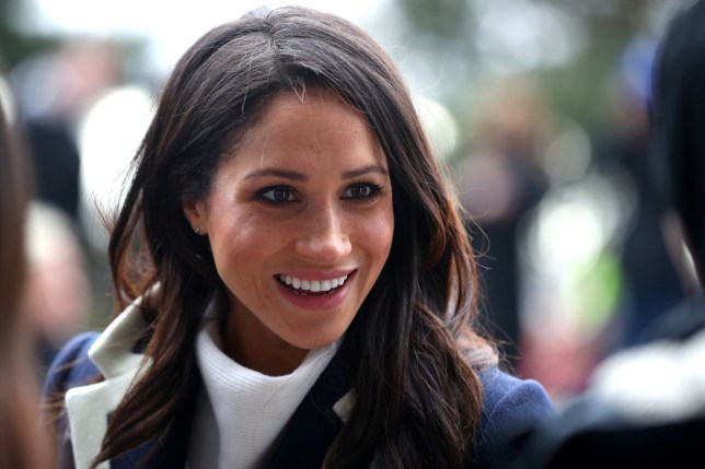 Meghan Markle S Wedding Dress Will Be Hand Stitched And