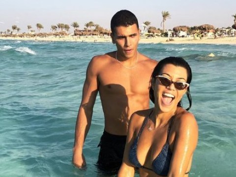 Kourtney Kardashian 'bumps into' ex Younes Bendjima six months after splitting… but it wasn't awkward at all