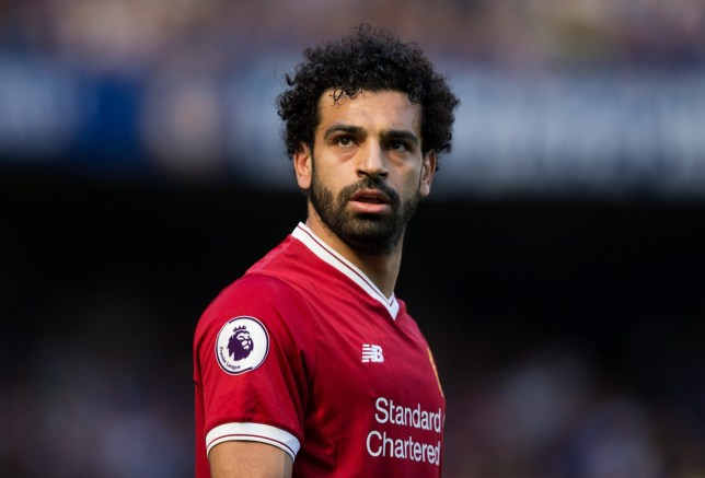 LONDON, ENGLAND - MAY 06: Liverpool's Mohamed Salah during the Premier League match between Chelsea and Liverpool at Stamford Bridge on May 6, 2018 in London, England. (Photo by Craig Mercer - CameraSport via Getty Images)