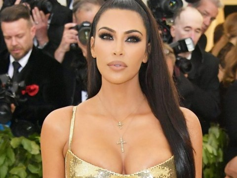 Is Kim Kardashian visiting husband Kanye West's secret hiding place?