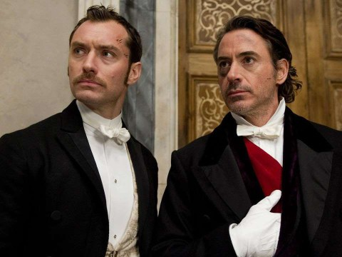 Robert Downey Jr. and Jude Law sign on for Sherlock Holmes 3