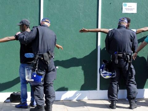 Secret police gangs database 'targets young black men'