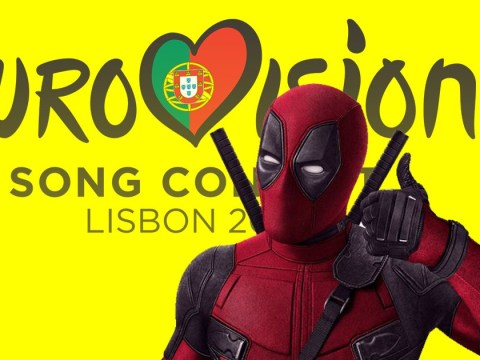 Deadpool wants Canada to join the Eurovision Song Contest