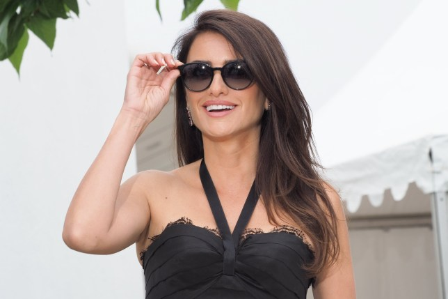 Penelope Cruz admits to cutting workload in half now she's a mum