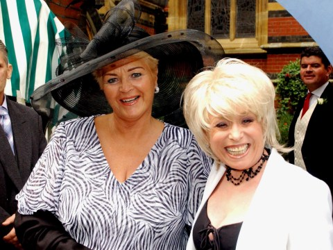 Pam St Clement 'shocked' at Dame Barbara Windsor's decision to reveal Alzheimer's diagnosis