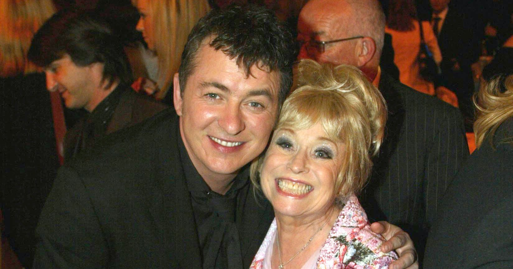 Shane Richie sends touching message to Barbara Windsor as it's revealed EastEnders icon has Alzheimer's