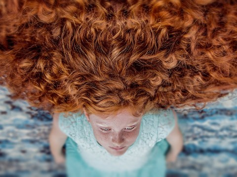 Images of beautiful redheads that are tackling the stigma of having ginger hair