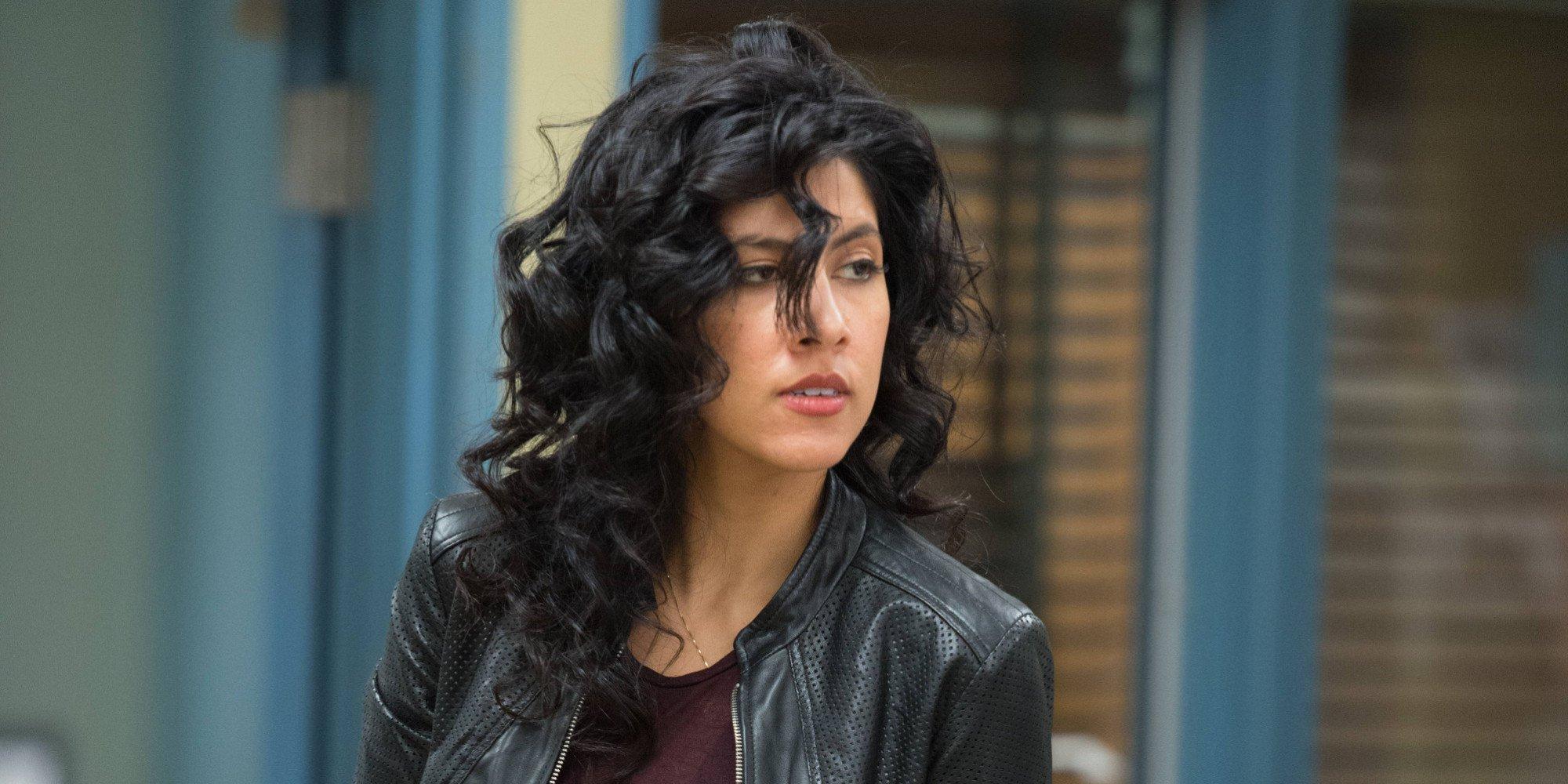 (Picture: FOX) Rosa Diaz in Brooklyn Nine Nine