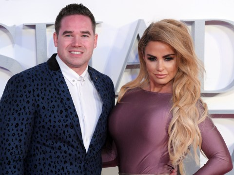 Katie Price and Kieran Hayler could be married for another year as money woes cause divorce dilemma