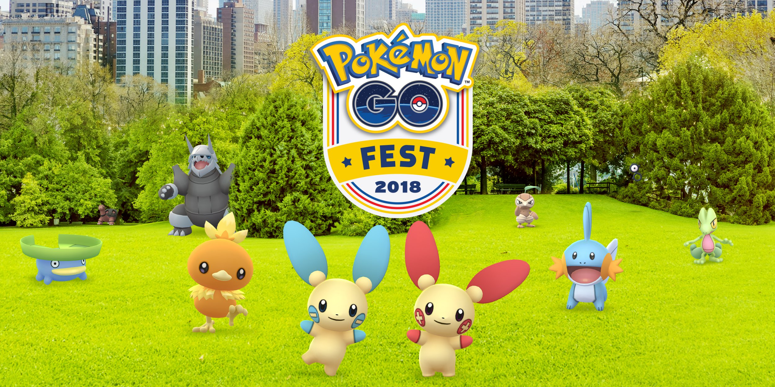 Pokemon Go Fest tickets sell out in half an hour as website suffers technical difficulties