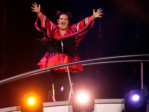 Israel and Europe celebrates Netta's Eurovision Song Contest victory with Toy