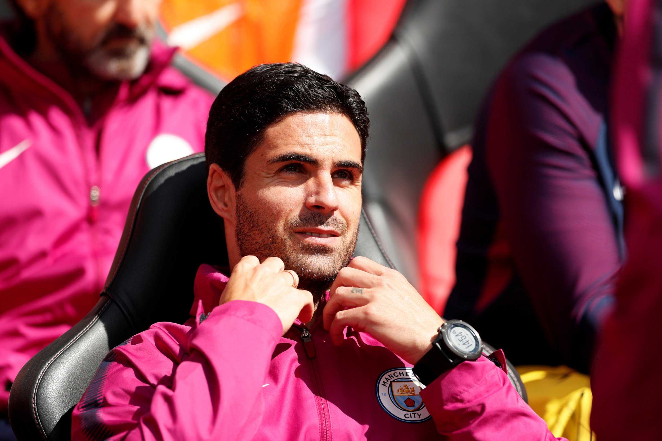 Mikel Arteta clear favourite to be the next Arsenal manager after Max Allegri rules himself out