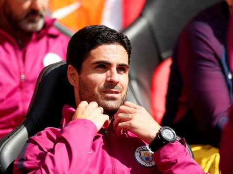 Pep Guardiola responds to speculation linking Mikel Arteta with Arsenal return