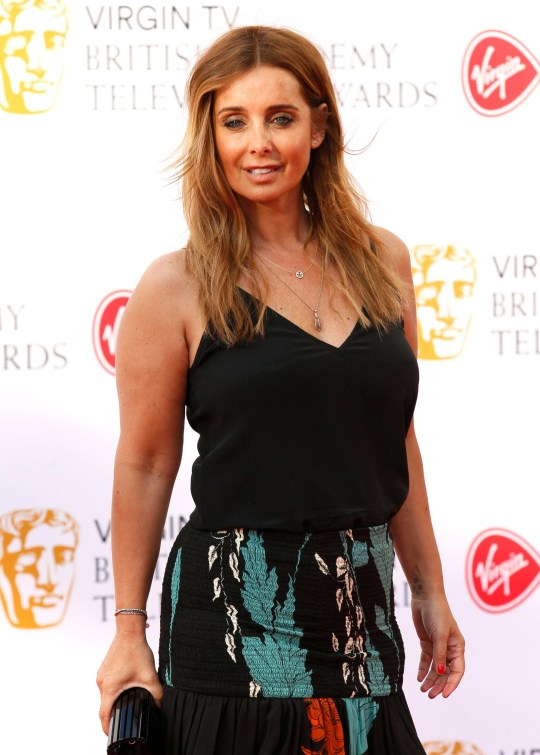 The Virgin TV British Academy Television Awards 2018 held at the Royal Festival Hall - Arrivals Featuring: Louise Redknapp Where: London, United Kingdom When: 13 May 2018 Credit: Mario Mitsis/WENN.com