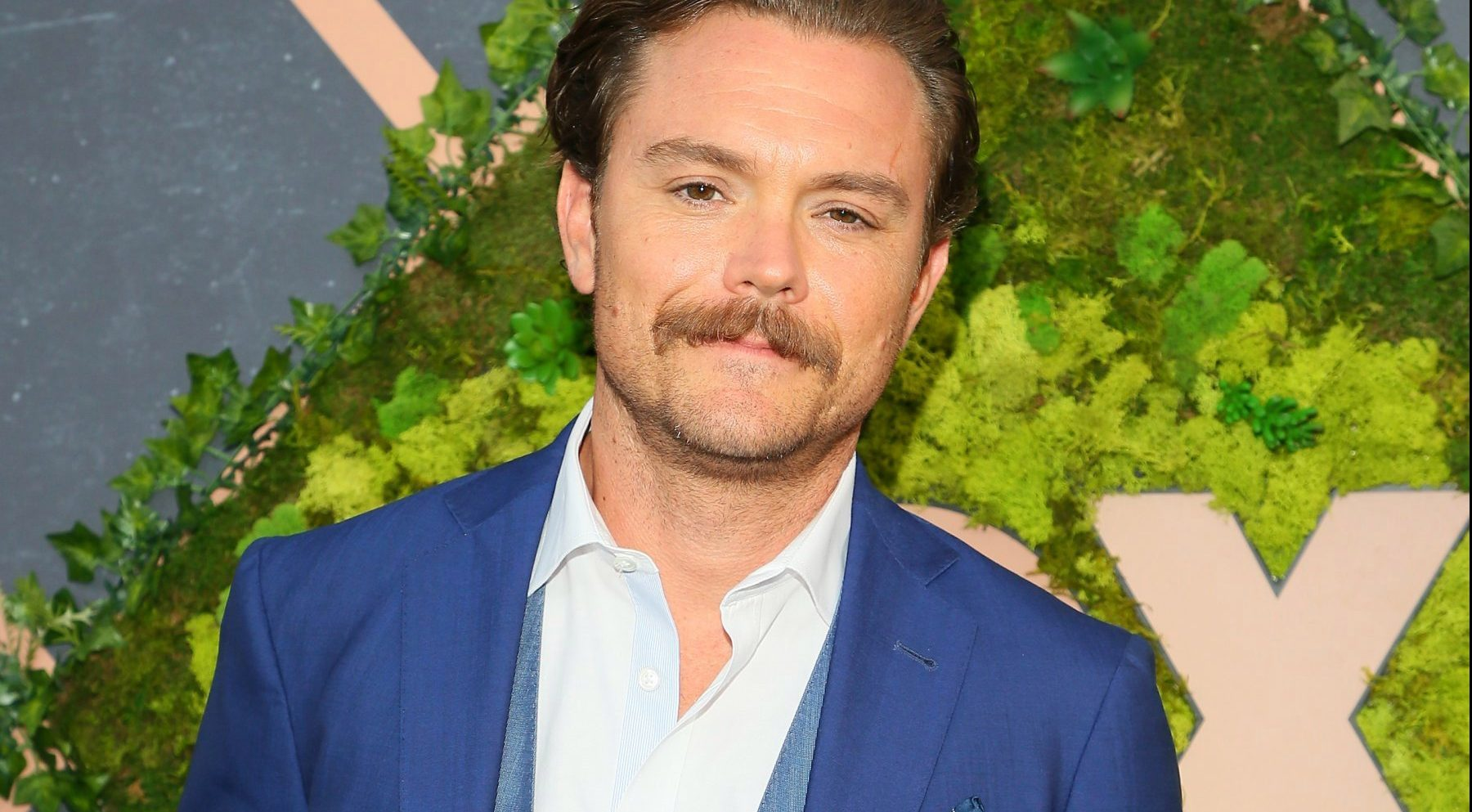 WEST HOLLYWOOD, CA - SEPTEMBER 25: Clayne Crawford attends the FOX Fall Party on September 25, 2017 in Los Angeles, California. (Photo by JB Lacroix/ WireImage)