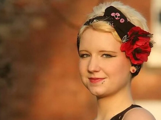 File picture Eloise Aimee Parry (21).See National story NNDRUG; Manslaughter trial begins of trio for selling lethal diet pills online to student Eloise Parry who died after taking the pills. Eloise Parry, 21, from Shrewsbury, allegedly took diet pills containing the controversial drug DNP before she died at the Royal Shrewsbury Hospital in Shropshire on April 12, 2015.