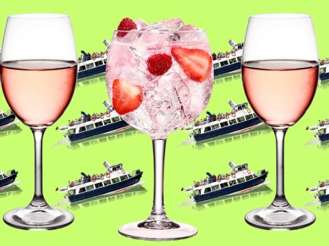 A rosé and gin cruise is happening this summer