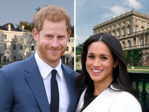 Inside Coworth Park and Cliveden House – the hotels Harry and Meghan are staying at the night before the royal wedding