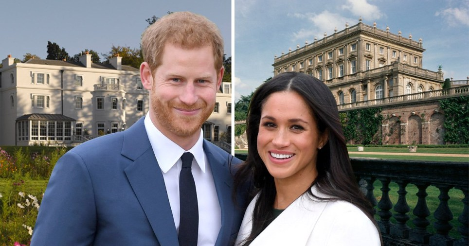 0f138a09b91 Inside Coworth Park and Cliveden House – the hotels Harry and Meghan are  staying at the night before the royal wedding