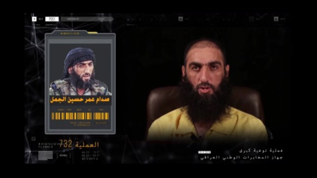 Isis leader captured IMN