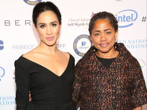 Will Meghan's mother Doria Ragland walk her down the aisle?