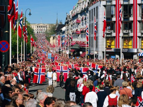What is Norway Day and how can you celebrate in London?