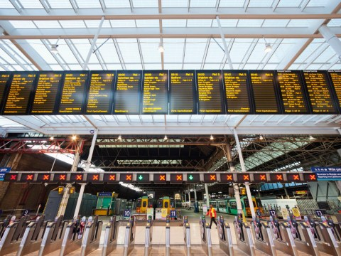 Is your train among the 4,000,000 that are being changed from this weekend?