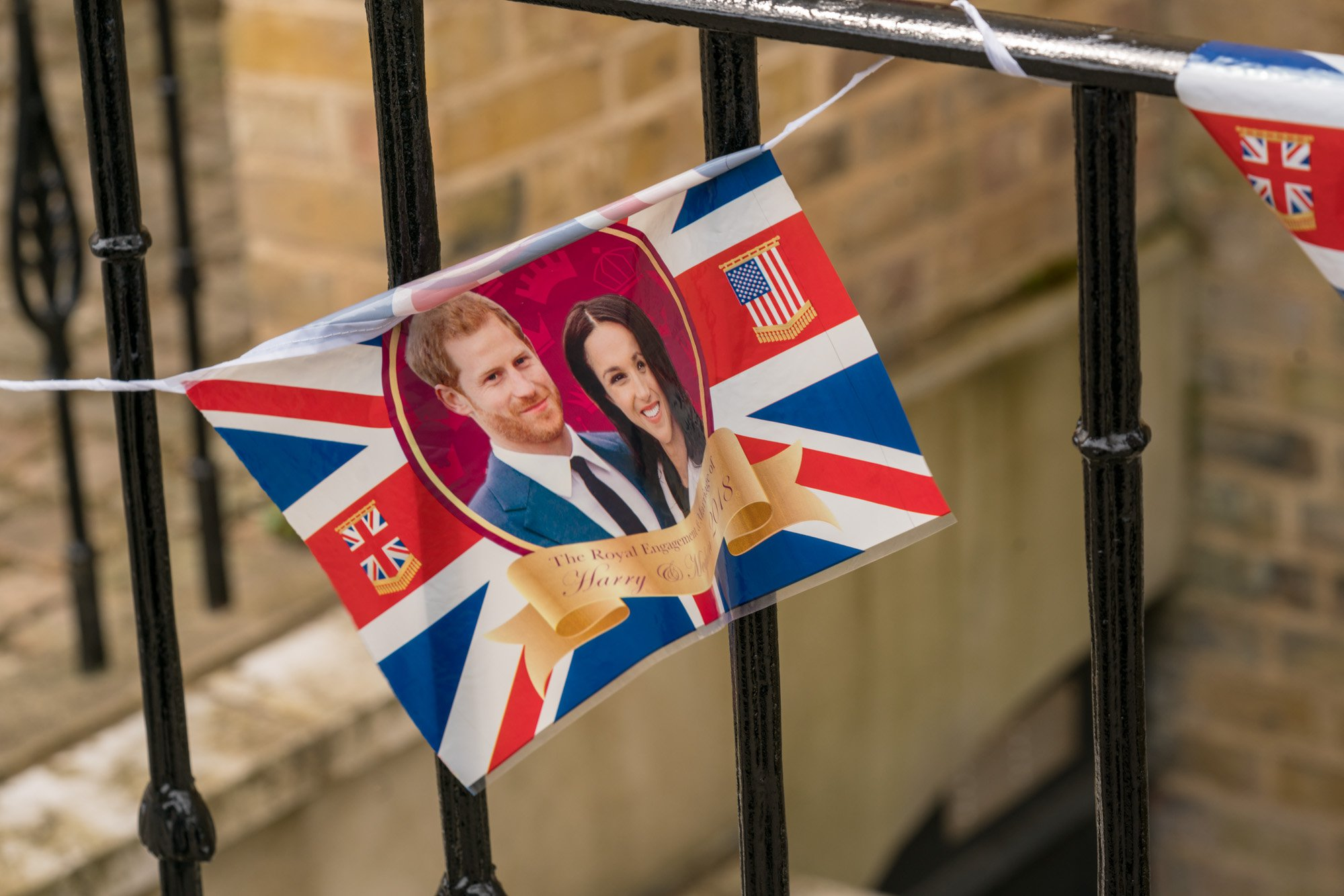 Royal wedding memes, Harry and Meghan printable masks, bunting and other party supplies and ideas to celebrate
