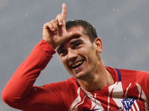 Manchester United fans beg Jose Mourinho to sign Antoine Griezmann after Europa League final display