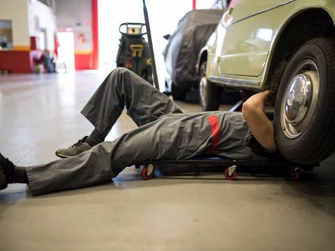 MOT test anxiety is a thing and most people suffer from it