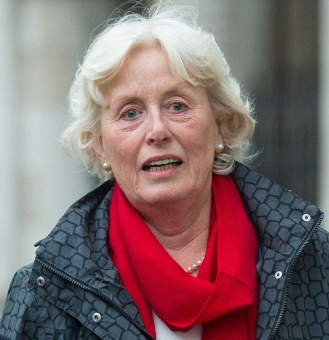 "File photo dated 14/02/17 of Tini Owens. Mrs Owen who says her marriage is ""loveless and desperately unhappy"" is preparing to ask Supreme Court justices to let her divorce her husband of 40 years. PRESS ASSOCIATION Photo. Issue date: Thursday May 17, 2018. Five justices will analyse Mrs Owens' case at a Supreme Court hearing in London on Thursday. See PA story COURTS Divorce. Photo credit should read: Dominic Lipinski/PA Wire"