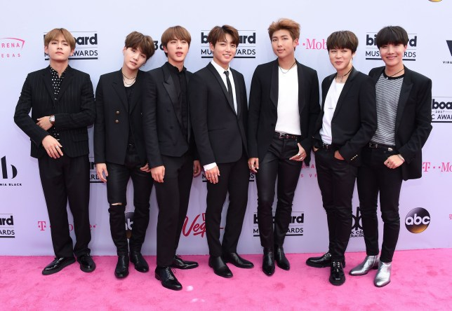 BTS world tour officially sold out as tickets are snapped up