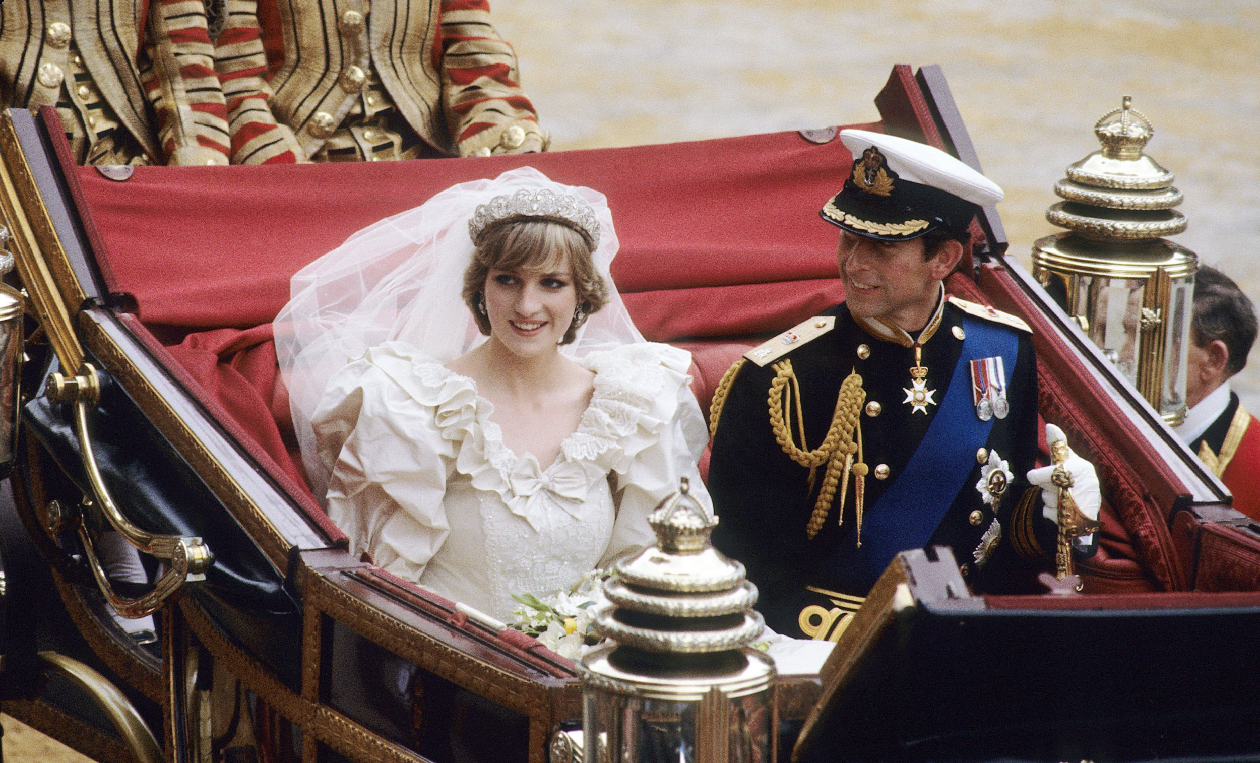 Where did Charles and Diana get married?