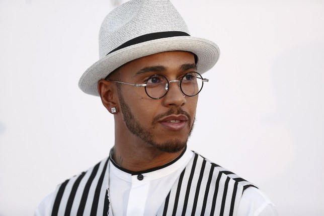 71st annual Cannes Film Festival - AmfAR Gala Featuring: Lewis Hamilton Where: Cannes, France When: 17 May 2018 Credit: KIKA/WENN.com **Only available for publication in UK, Germany, Austria, Switzerland, USA**
