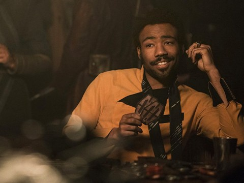 Donald Glover is totally behind Lando's pansexuality: 'There are so many things to have sex with'