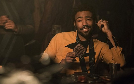 Star Wars writer claims Lando is pansexual Credit: Jonathan Olley /Lucasfilm