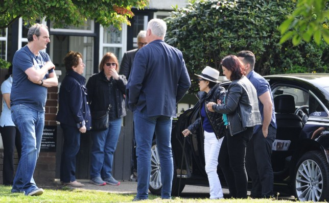 Liverpool, UK May 18, 2018 Yoko Ono looks frail as she visits 2 childhood homes of murdered Husband John Lennon - Newcastle Road & Menlove Avenue (Exclusive All Round) Exclusive Worldwide Rights Pictures by : iCelebTV ?? 2018 Tel : +44 (0)151 659 1005 Email : pictures@icelebtv.com