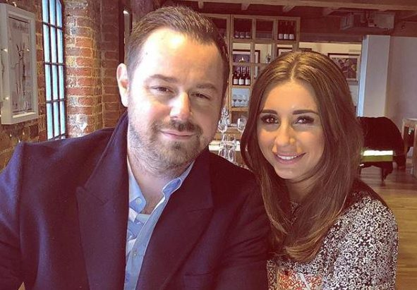 Danny Dyer with his daughter Dani Dyer Credit: Credit: instagram/danidyerxx