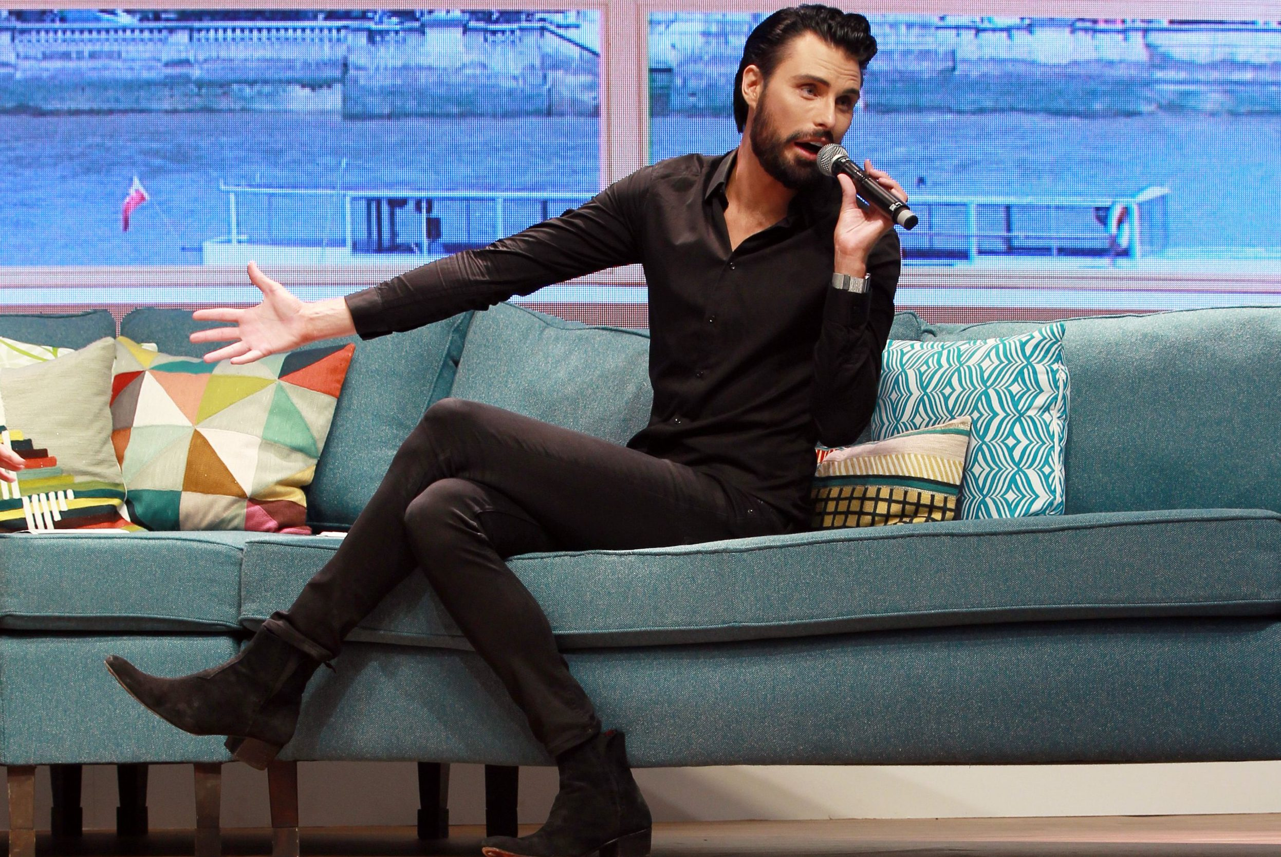 Rylan Clark-Neal wants to head back to Eurovision after missing this year's final