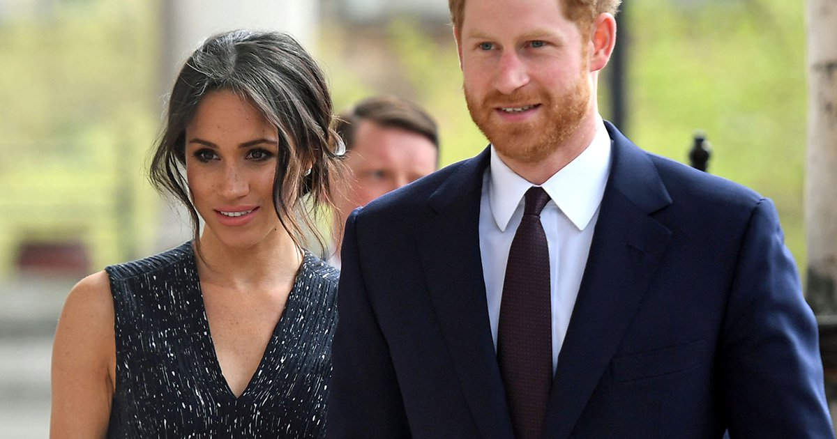 Prince Harry and Meghan Markle will become Duke and Duchess of Sussex