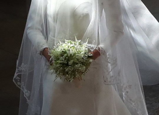 Meghan Markle S Bridal Bouquet Which Flowers The Duchess Of