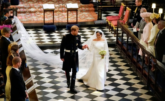 How Much Did Meghan Markle S Wedding Dress Cost And Who