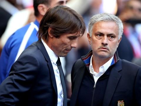 Eden Hazard outfoxes Manchester United to give Antonio Conte last laugh over Jose Mourinho