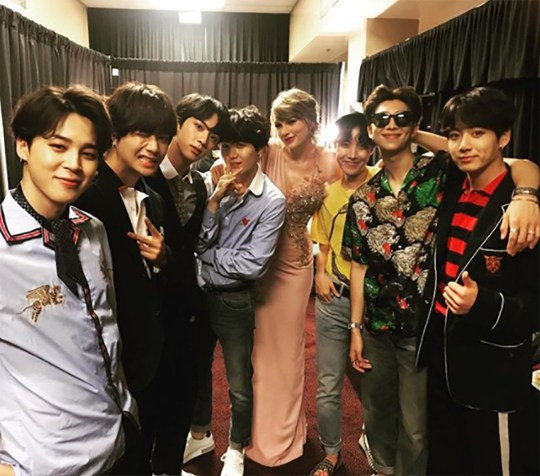 BTS and Pharrell Williams make their friendship 'official