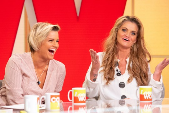 EDITORIAL USE ONLY. NO MERCHANDISING Mandatory Credit: Photo by Ken McKay/ITV/REX/Shutterstock (9687770ar) Kerry Katona and Danniella Westbrook 'Loose Women' TV show, London, UK - 21 May 2018 Celeb chat: Kerry Katona's plea to Danniella Westbrook: What happened next Just last week Kerry Katona made a plea to Danniella Westbrook on the show, offering her guidance and mentoring to keep her clean. After that show, Danniella contacted Kerry and they have been chatting ever since. We'll be finding out exactly what they've been talking about and how Kerry plans to mentor Danniella. Can she help her stay on the straight and narrow for good? We'll also be catching back up with them in a few months to find out if Kerry's mentoring has been a success.